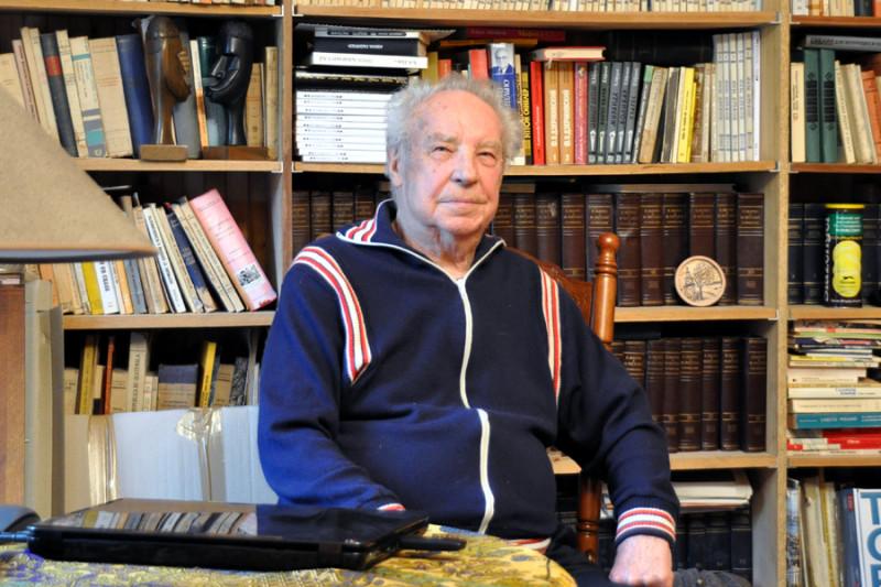 Николаю Сергеевичу Леонову исполняется 90 лет