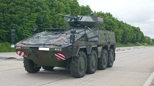 Литва подписала контракт на закупку 88 бронетранспортеров Boxer