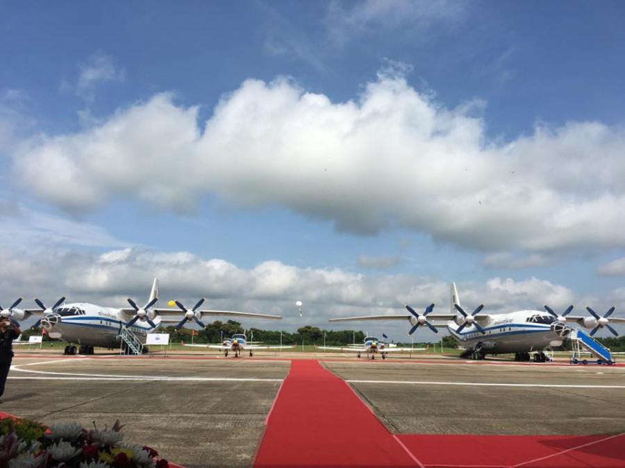 Y-8F-200 Grob G120TP Myanmar-1