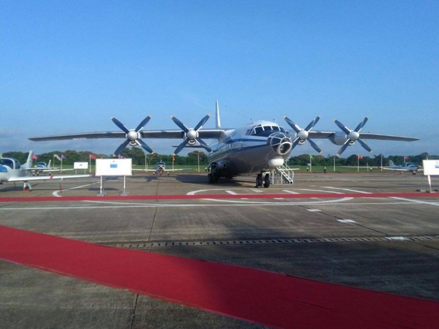 Y-8F-200 Grob G120TP Myanmar-8