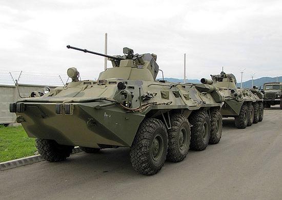 Контрактный батальон резервистов в Новосибирске