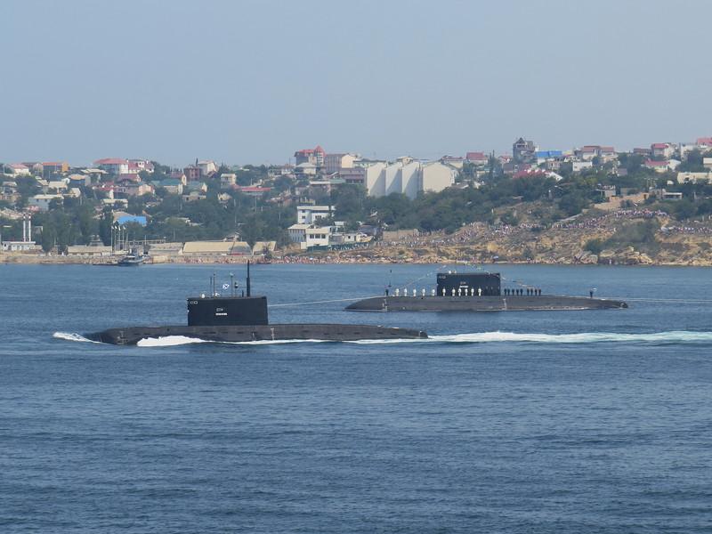 Подписан контракт на шесть подводных лодок проекта 06363 для Тихоокеанского флота