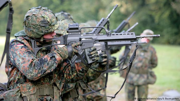 Тяжба Бундесвера и компании Heckler & Koch по поводу винтовки G36 продолжается