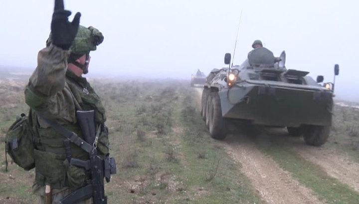 В Южном военном округе формируется новая общевойсковая армия