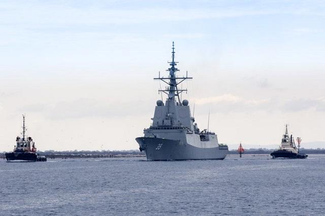 HMAS_Hobart_1