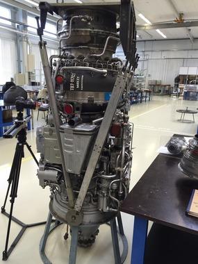 Расширение производственной базы турбовинтового двигателя ТВ7-117СТ