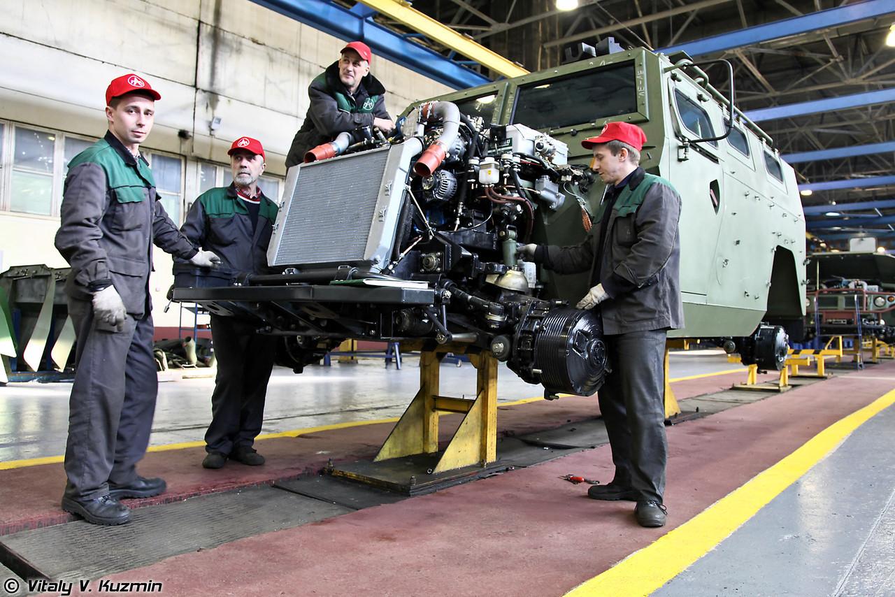 Рост уровня локализации дизельных двигателей на ПАО «Автодизель»