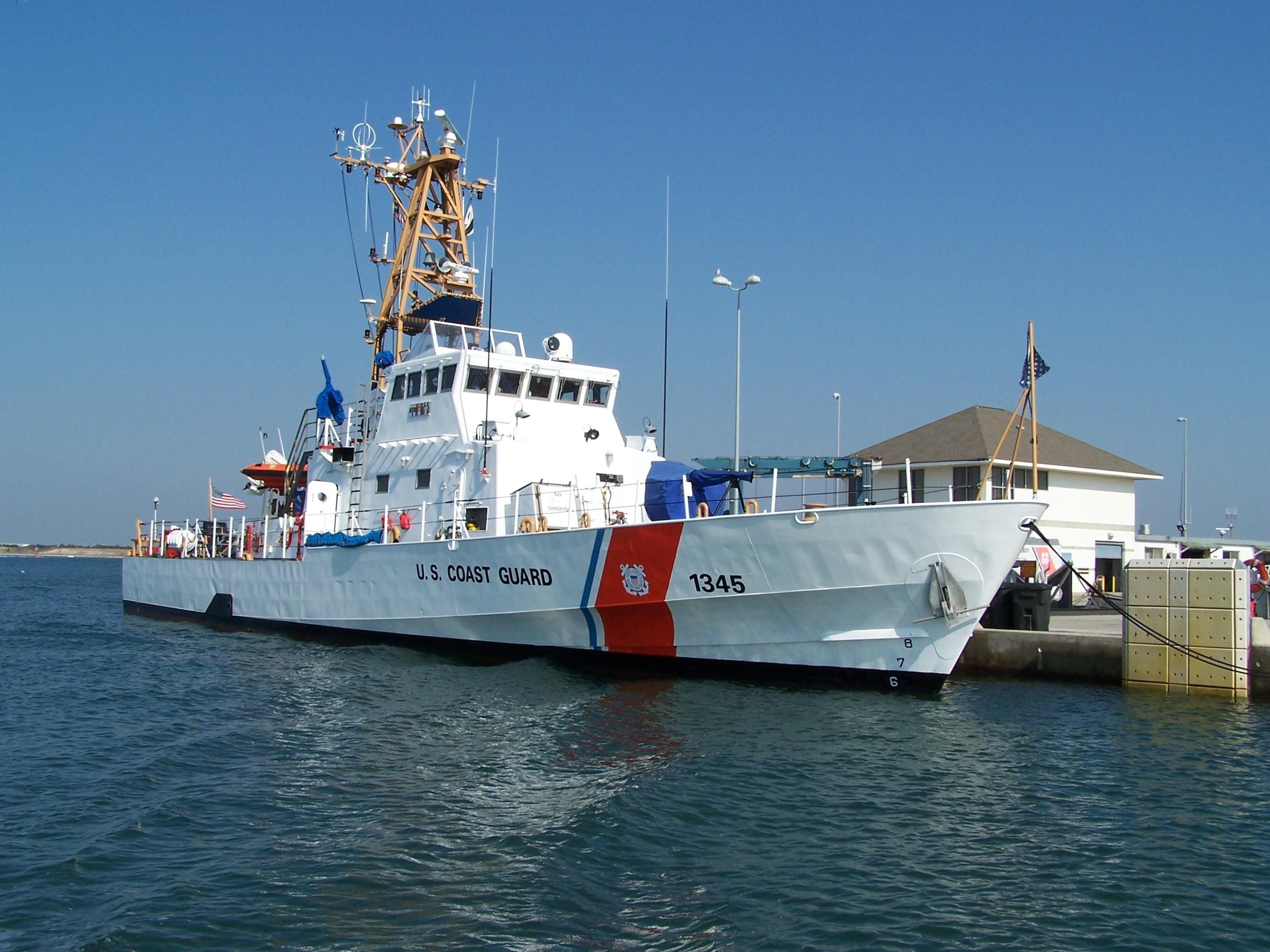 USCGC Staten Island WPB 1345