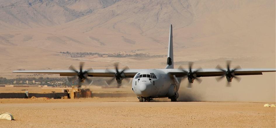 Германия купит американские военно-транспортные самолеты C-130J