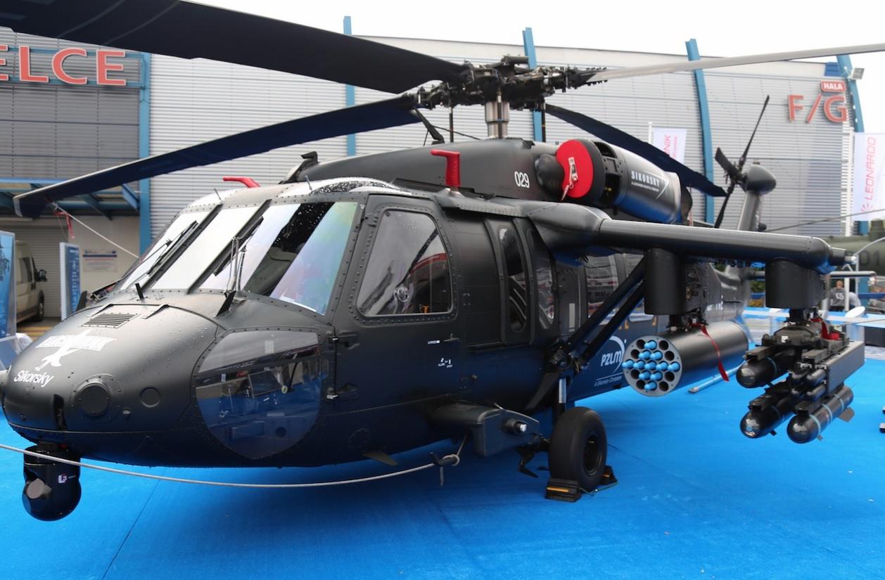 Польские вооруженные силы закупают десять вертолетов S-70i International Black Hawk