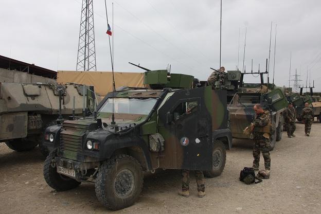 Компания Renault Trucks Defense выставлена на продажу