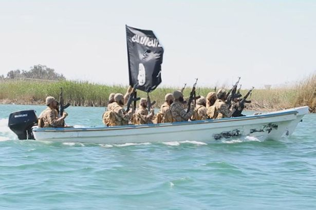 ISIS-Boats