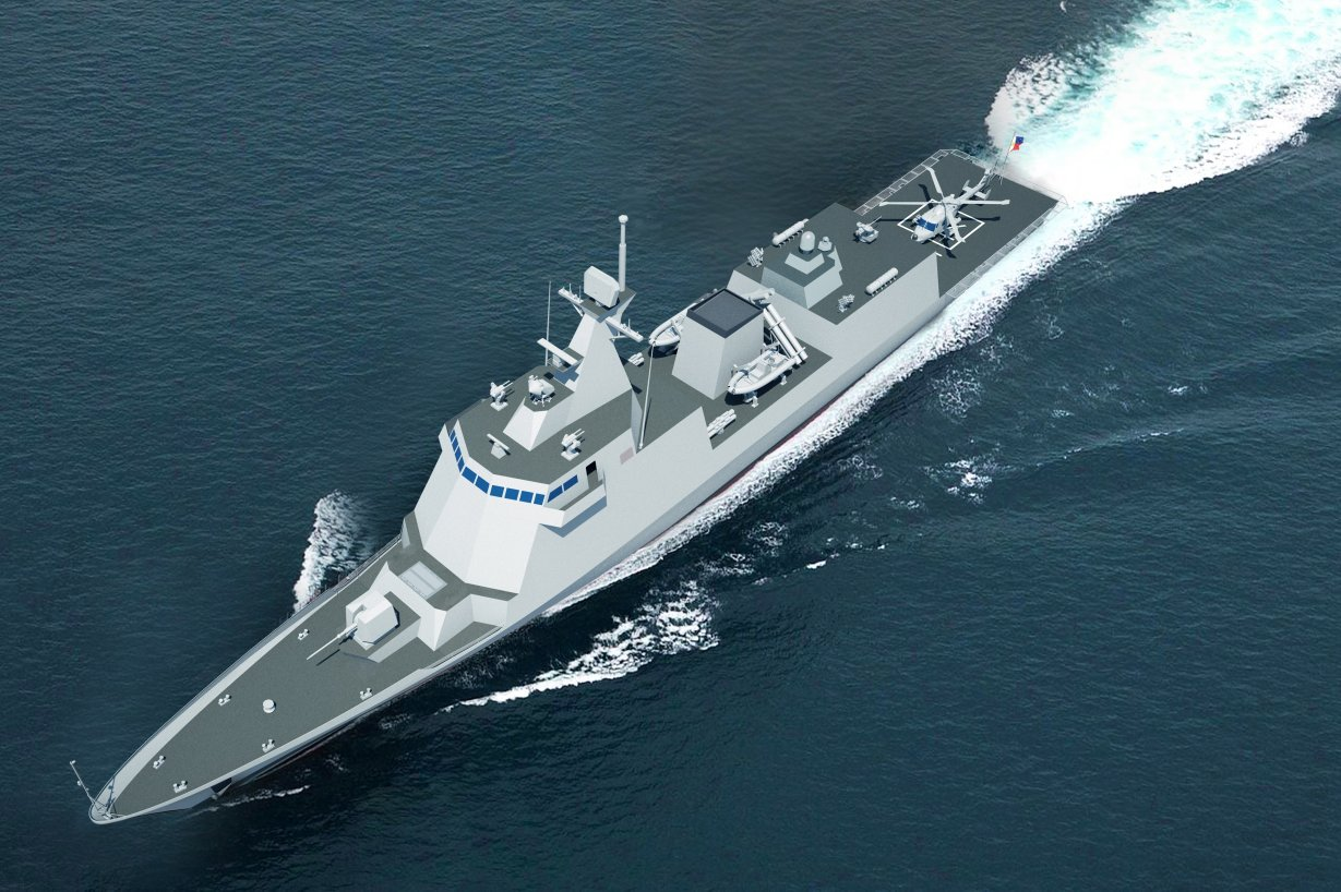 2600ton_Frigate_for_Philippine_Navy_