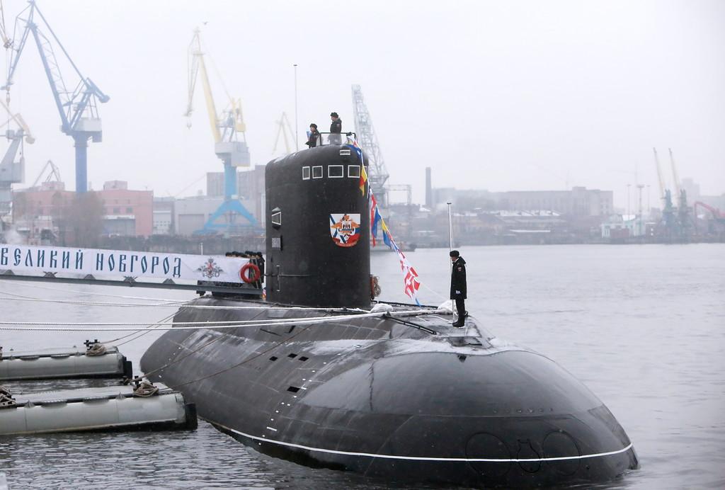 """Концерн """"Техмаш"""" стал выпускать резиновое покрытие для подводных лодок"""