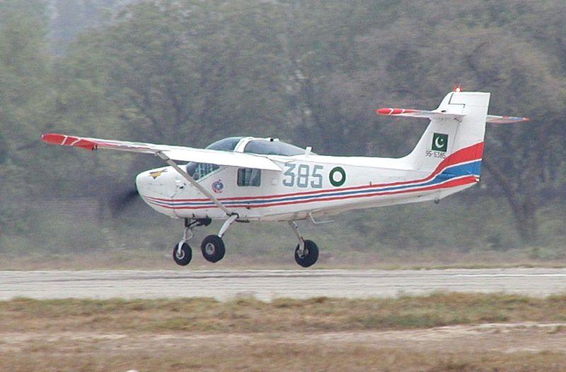 Турция разместила в Пакистане заказ на 100 учебно-тренировочных самолетов MFI-395 Super Mushshak