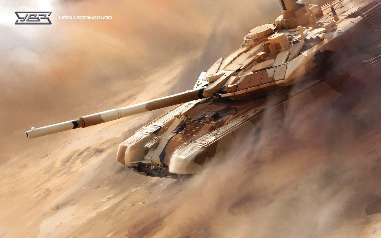 Индия хочет приобрести 464 танка Т-90МС