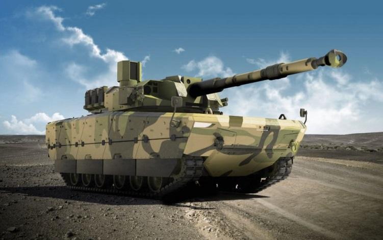 """Индонезийско-турецкий """"средний"""" танк MMWT"""