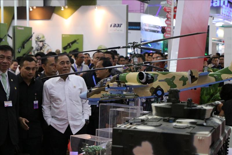 Минобороны Индонезии7