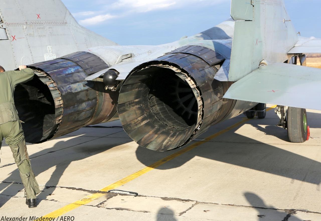 Болгария определилась с поставщиком двиателей РД-33 для истребителей МиГ-29