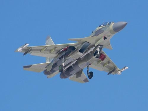 Первый истребитель Су-30МКИ(А) по новому контракту для Алжира