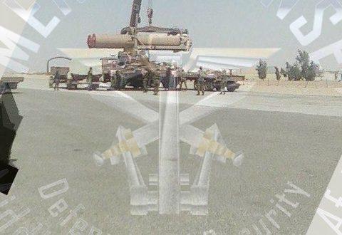 В Алжире появилась ЗРС С-300ВМ или С-400?