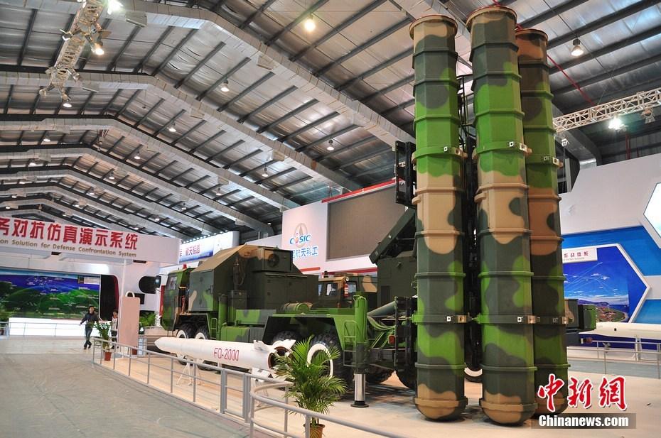 Ирак может закупить китайскую зенитную ракетную систему FD-2000