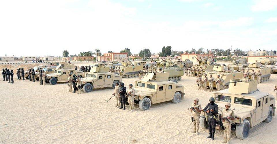 Израиль пытается спасти экономику Египта и укреплят с ним связи в области безопасности