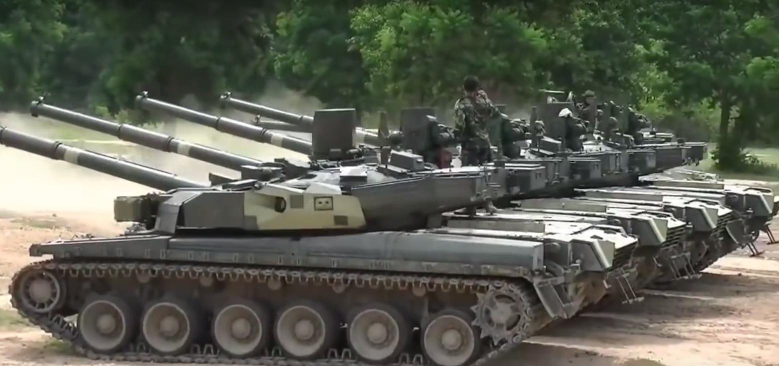 """Отправка новой партии танков БМ """"Оплот-Т"""" в Таиланд официально подтверждена"""