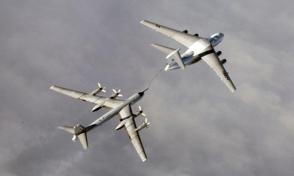 Ту-95МС нанесли удары крылатыми ракетами по целям в Сирии