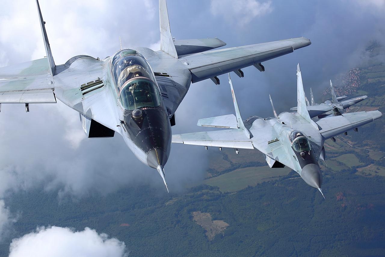 Правительство Болгарии выделило средства на продление ресурса 10 истребителей МиГ-29
