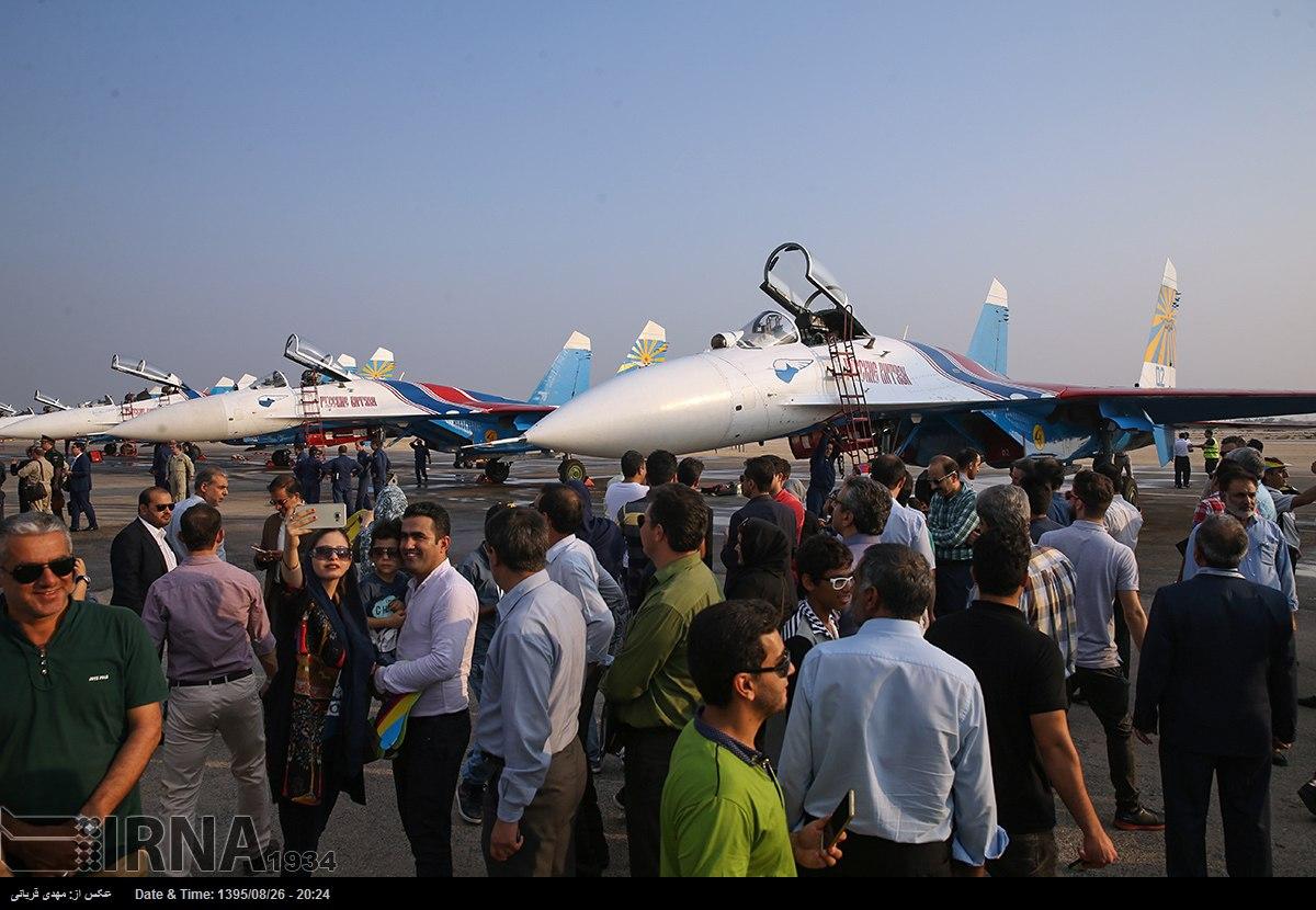 Некоторые детали по возможному контракту на закупку Ираном истребителей Су-30
