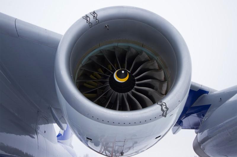 Второй этап летных испытаний авиационного двигателя пятого поколения ПД-14