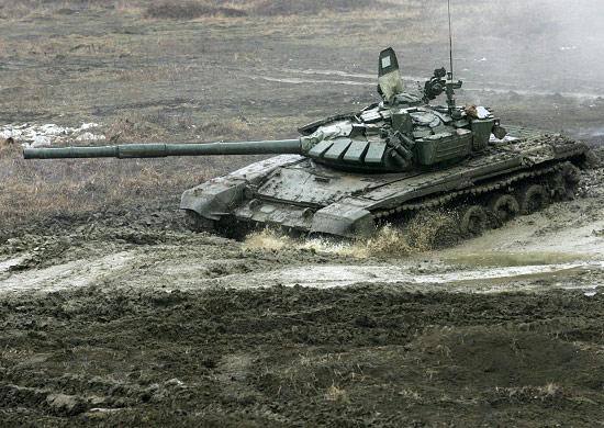 Новые полки в Кантемировской и Таманской дивизиях