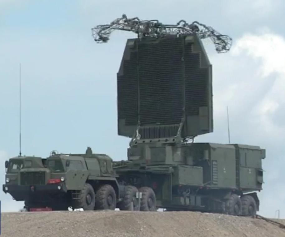 Новая зенитная ракетная бригада ПВО в Хакасии