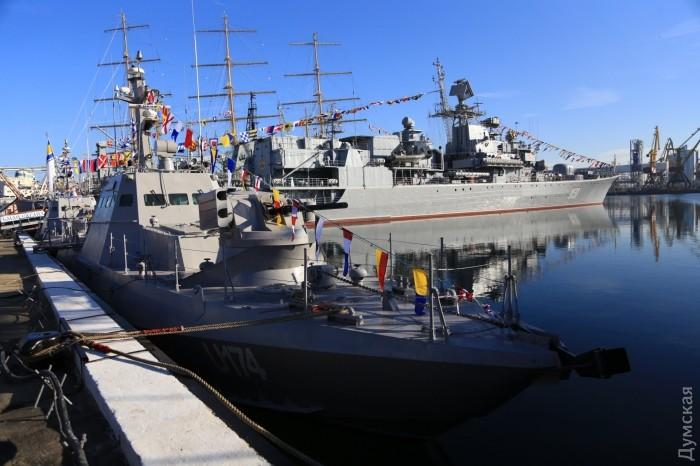 Бронекатера «Аккерман» и «Бердянск» вошли в состав военно-морских сил Украины