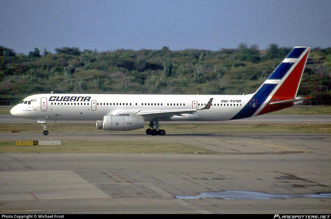 О поставках российских самолетов на Кубу
