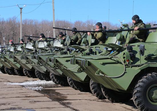 Восстановление 42-й гвардейской мотострелковой дивизии в Чечне