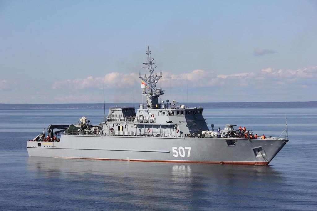Проблемы минно-тральных сил ВМФ России