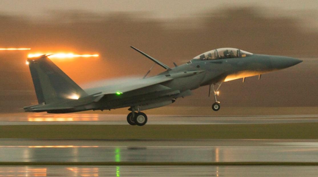 Первые F-15SA идут в Саудовскую Аравию