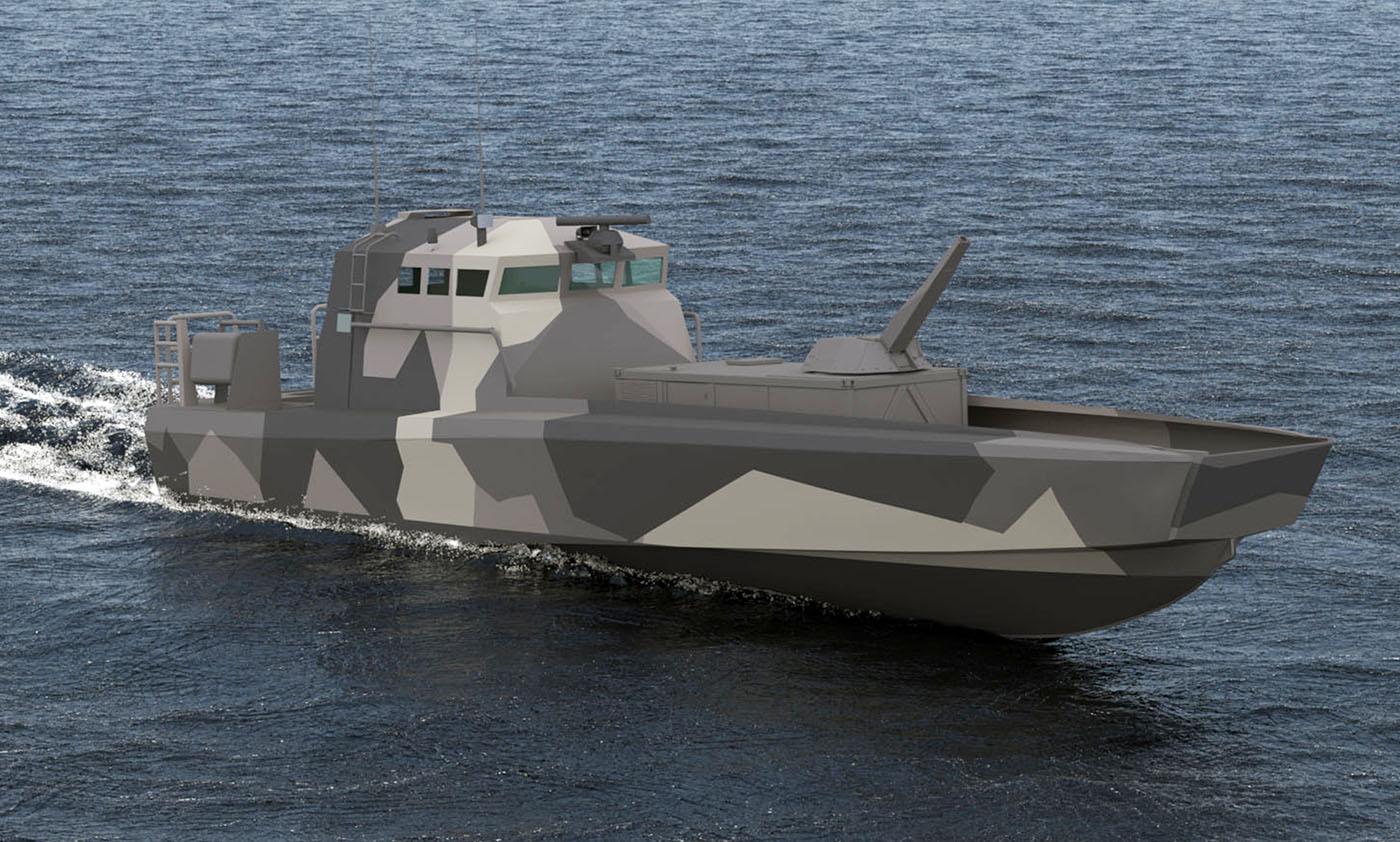 По следам Club-K. ВМС ОАЭ вооружатся контейнеризированным минометом