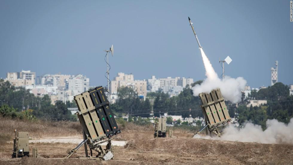 Азербайджан закупает израильскую противоракетную систему Iron Dome ?