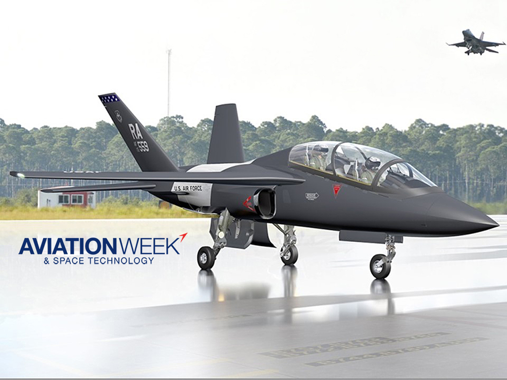 Новый проект учебно-тренировочного самолета от Sierra Nevada Corporation на американский конкурс Т-Х