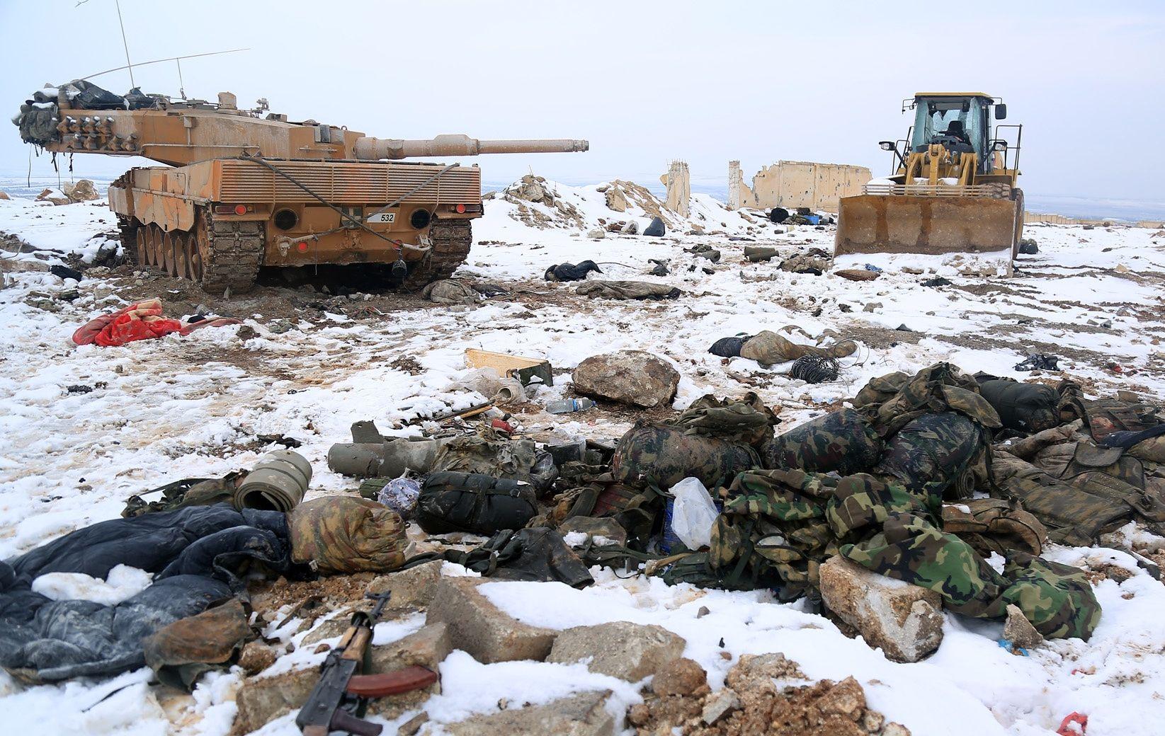 """Танки Leopard 2 в руках """"Исламского Государства"""""""
