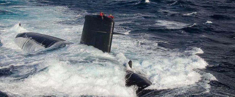 Французские атомные подводные лодки типа Rubis провели в 2016 году в море 1000 суток