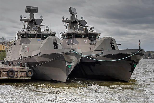 Финский флот снова хочет торпеды
