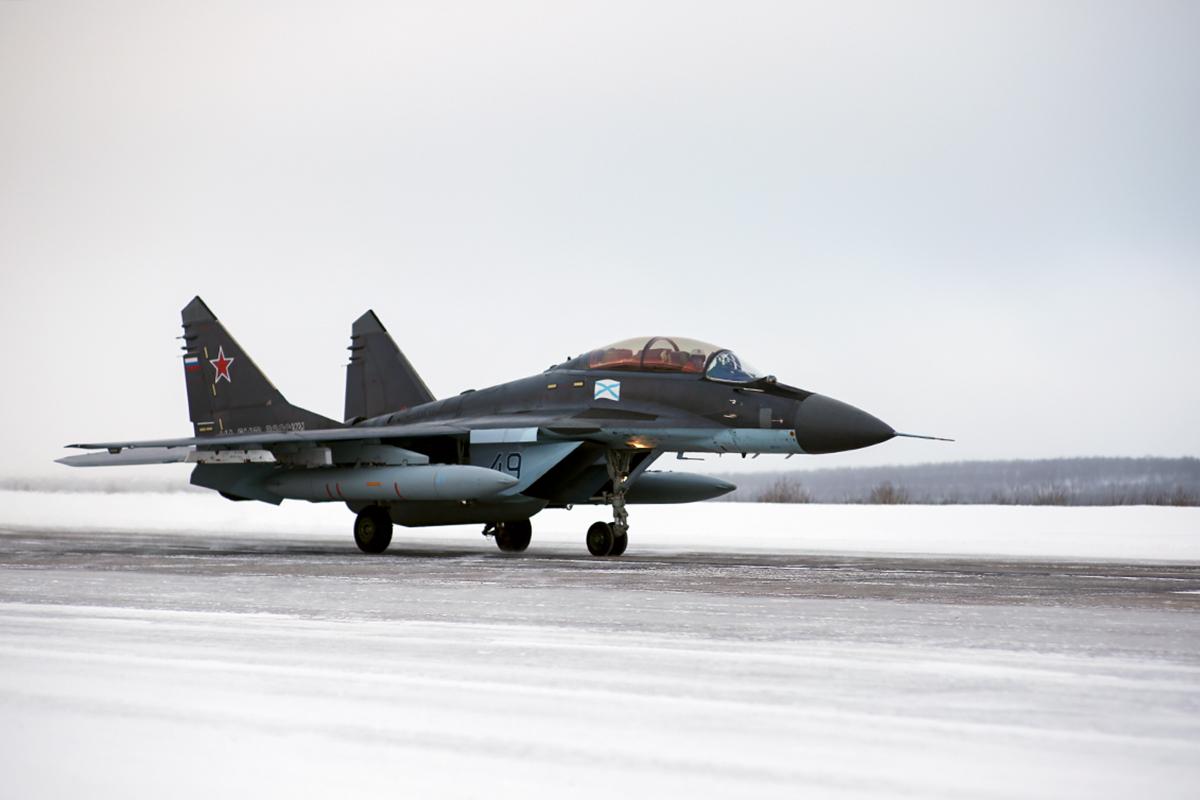 """Начало возвращения авиагруппы """"Адмирала Кузнецова"""""""