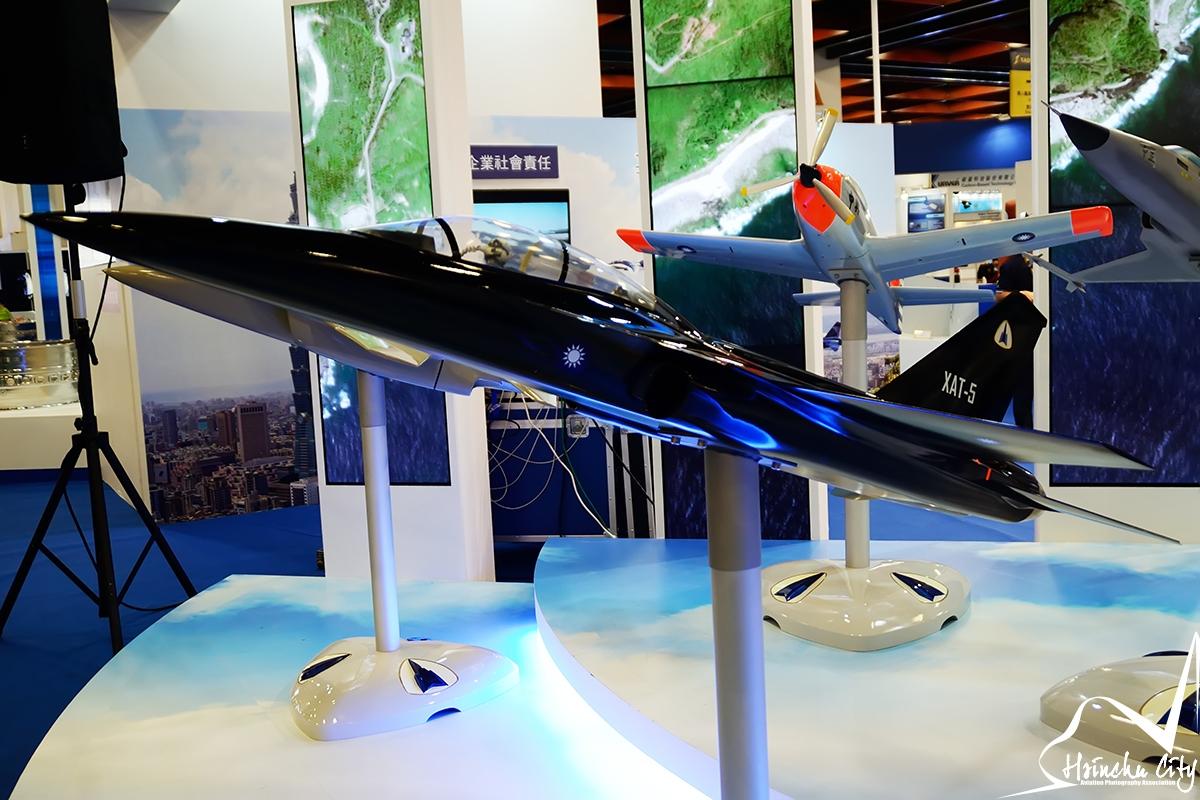 На Тайване официально начата программа создания учебно-боевого самолета ХТ-5