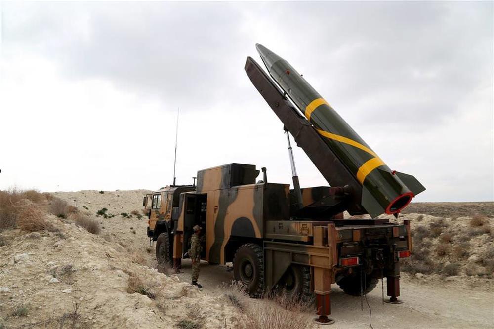В Турции создается баллистическая ракет средней дальности Bora