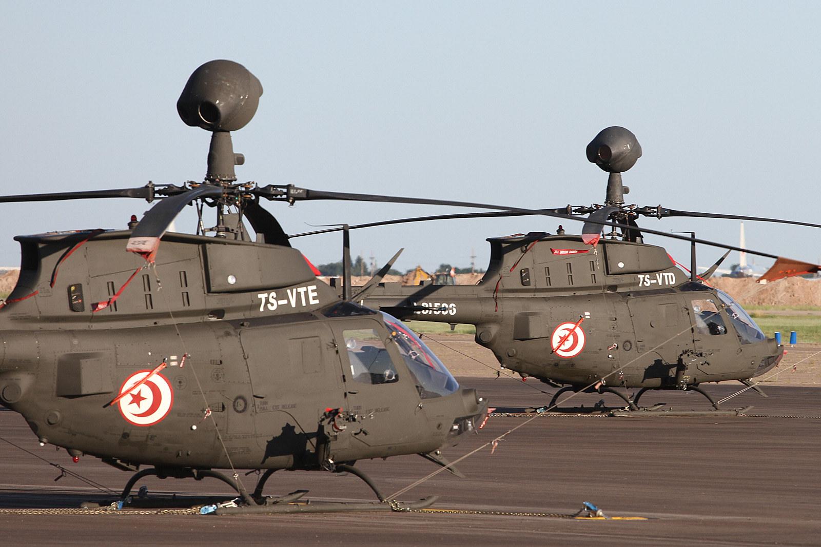 Греция хочет приобрести 70 вертолетов OH-58D Kiowa Warrior