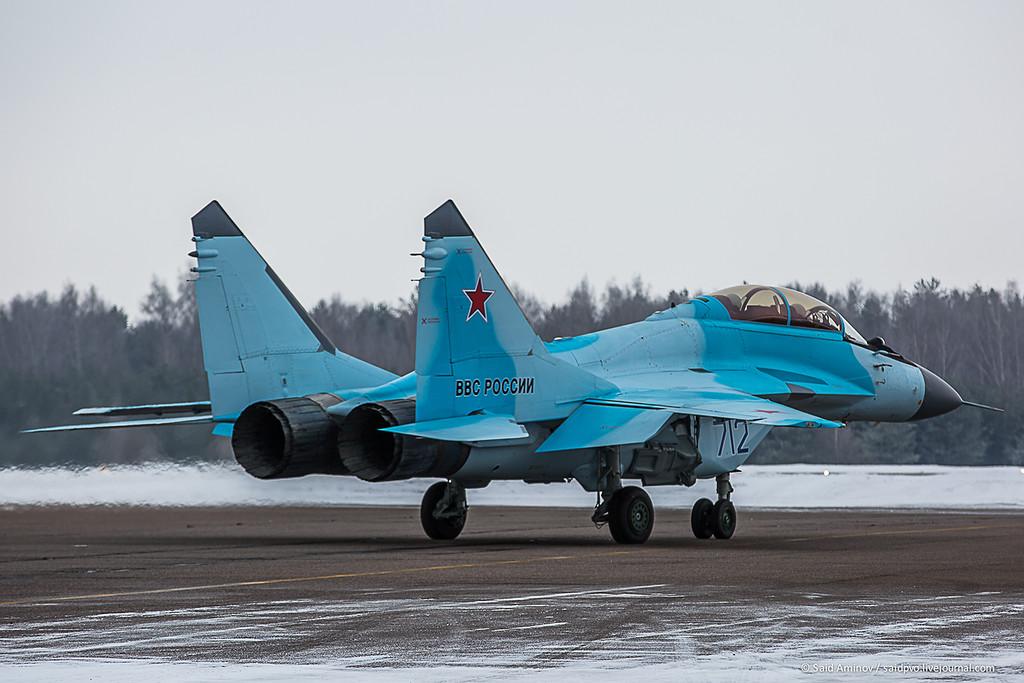 Заказаны еще два опытных образца истребителя МиГ-35